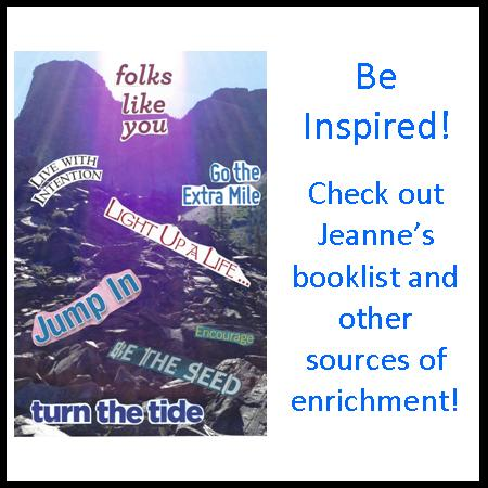 Jeanne's Booklist and other inspiration