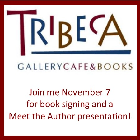 Meet the Author at Tribeca in Watertown, WI